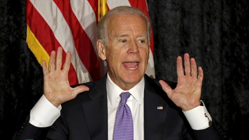 المرشح الديمقراطي للرئاسة الأمريكية جو بايدن (صورة أرشيفية)