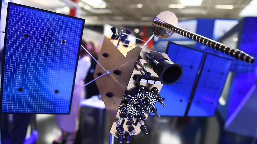 نموذج لقمر صناعي روسي من نوع Glonass-K