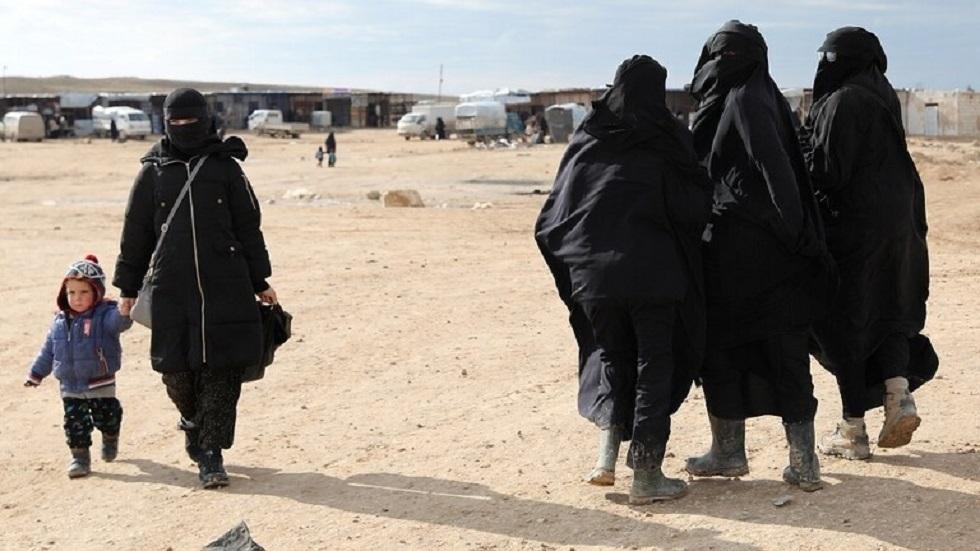 مسد: قرار بإفراغ مخيم الهول من جميع السوريين