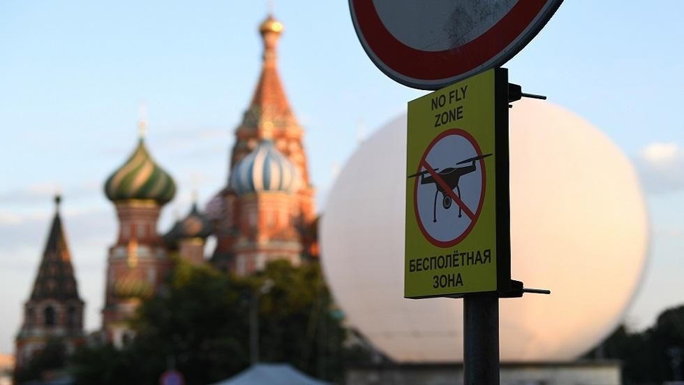 توقيف شخصين لإطلاقهما طائرتين مسيرتين قرب الكرملين ومقر الحكومة الروسية