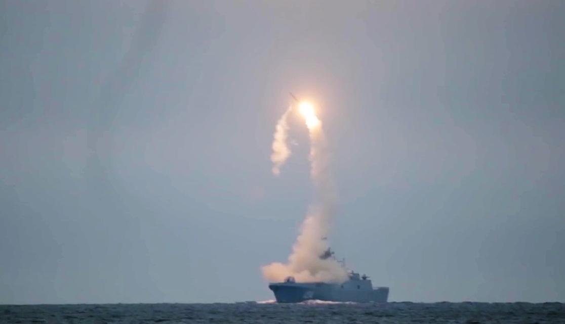 بالفيديو.. روسيا تختبر بنجاح صاروخ