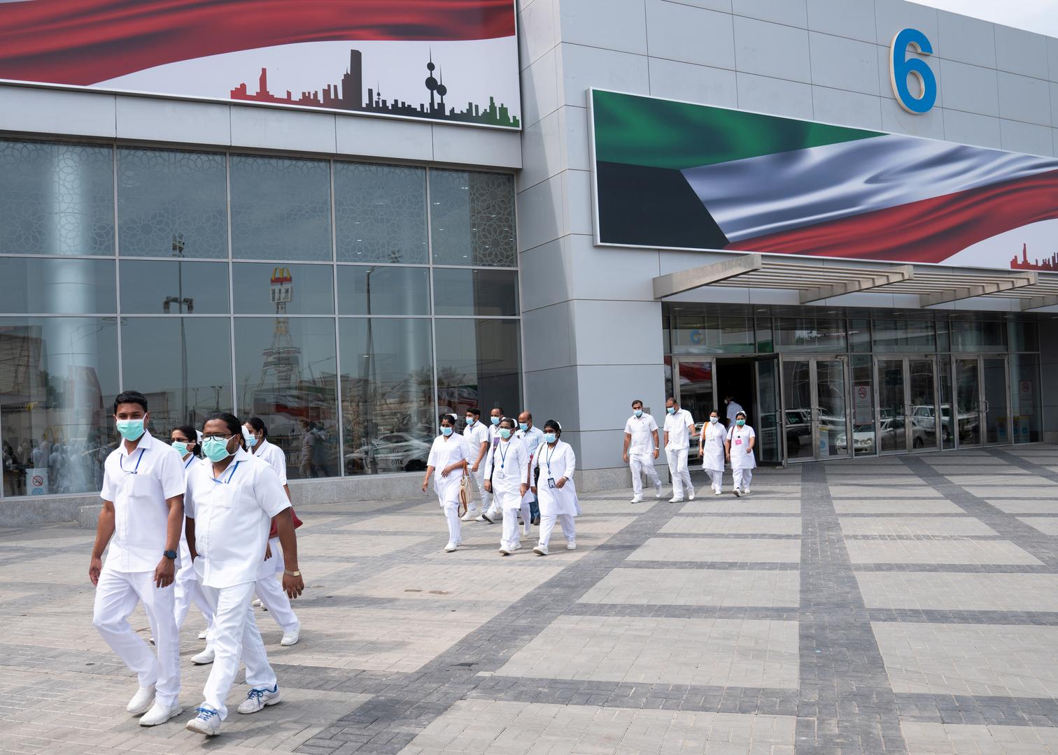 الكويت.. 475 إصابة جديدة بفيروس كورونا