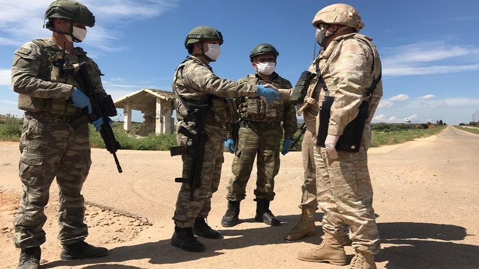 دورية روسية تركية مشتركة في إدلب