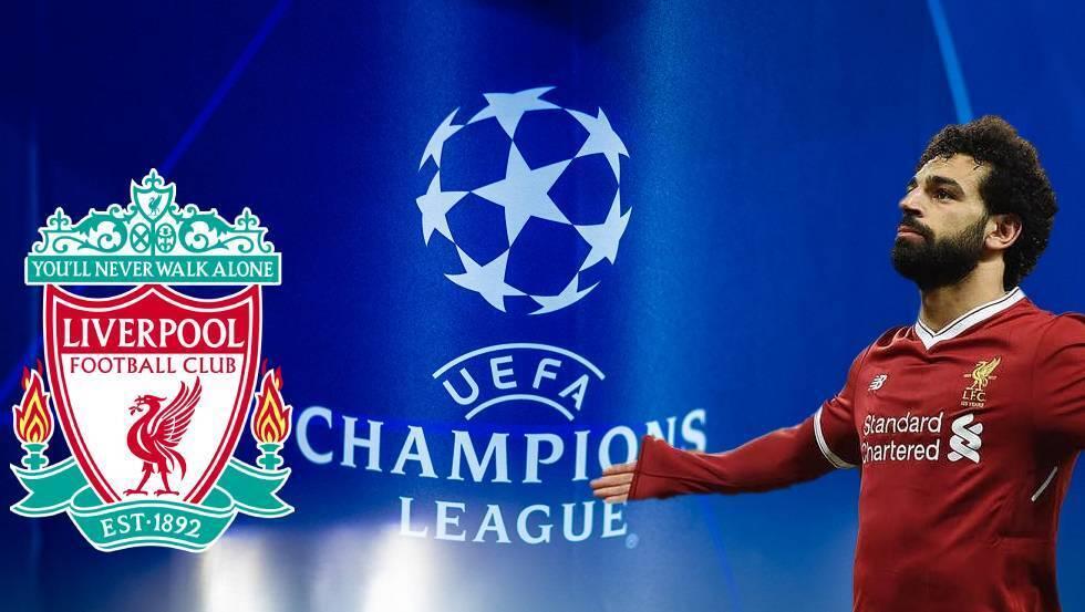 ضم محمد صلاح لقائمة ليفربول في دوري أبطال أوروبا