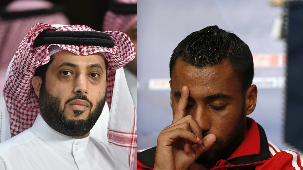 عاشور: كل ما حدث سببه أنني شكرت تركي آل الشيخ