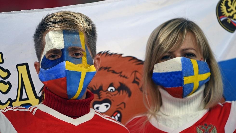 روسيا تخسر أمام السويد في عقر دارها (فيديو)