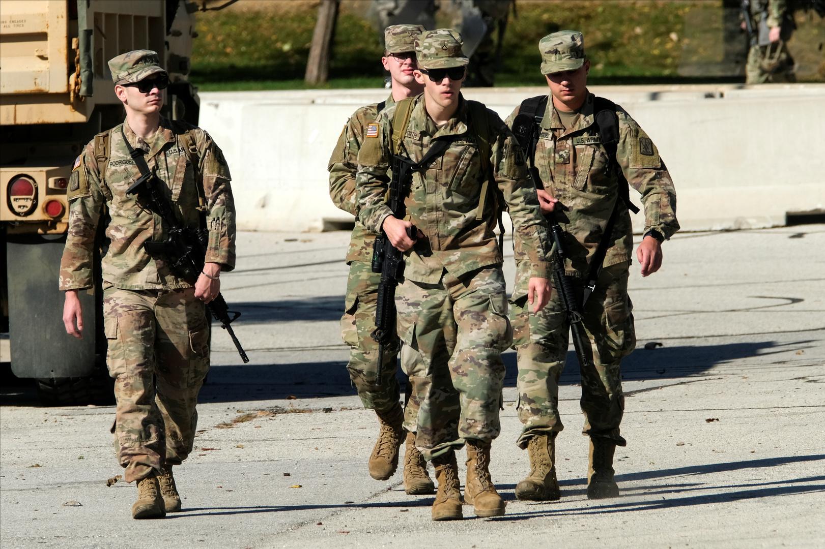 الجيش الأمريكي و