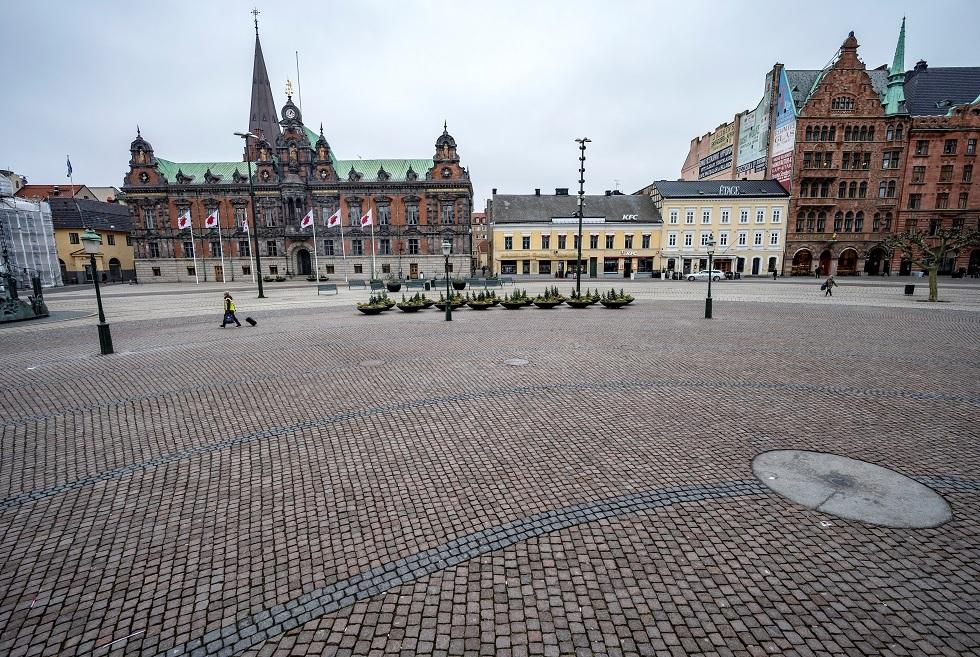 مدينة مالمو السويدية