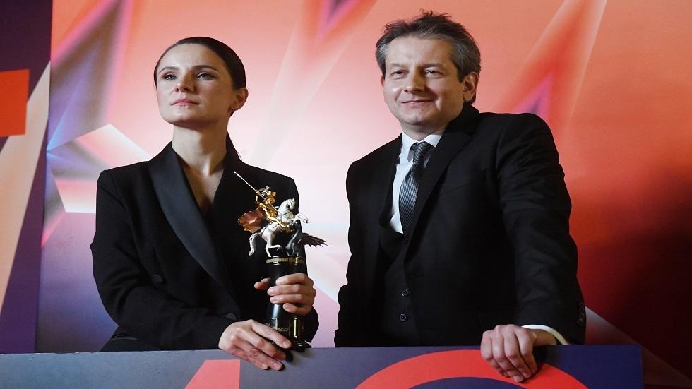 المخرج الروسي أندريه زايتسيف ينال جائزة المهرجان