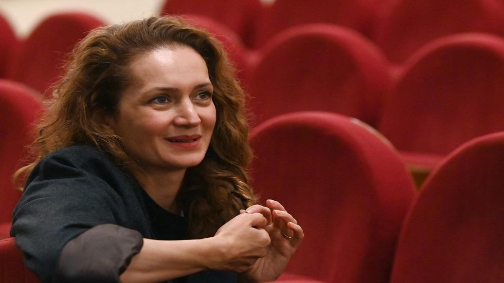 نجمة السينما الروسية فيكتوريا إيساكوفا التي لعبت دورا في مسلسل