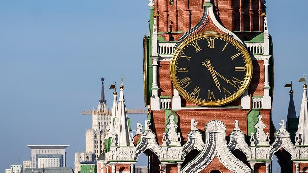 ساعة الكرملين تتوقف للمرة الأولى منذ قرن