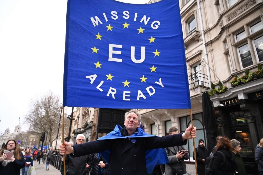 بارنييه: خلافات كبيرة لا تزال قائمة بين الاتحاد الأوروبي وبريطانيا