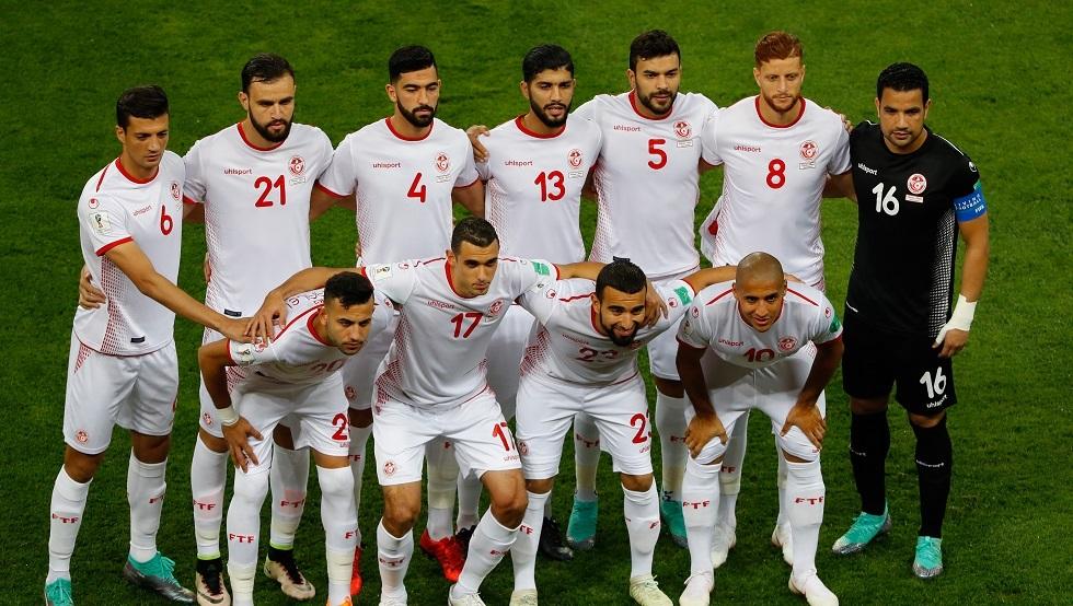 منتخب تونس - صورة من الأرشيف