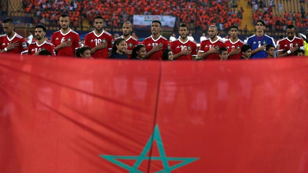 منتخب المغرب - صورة من الأرشيف