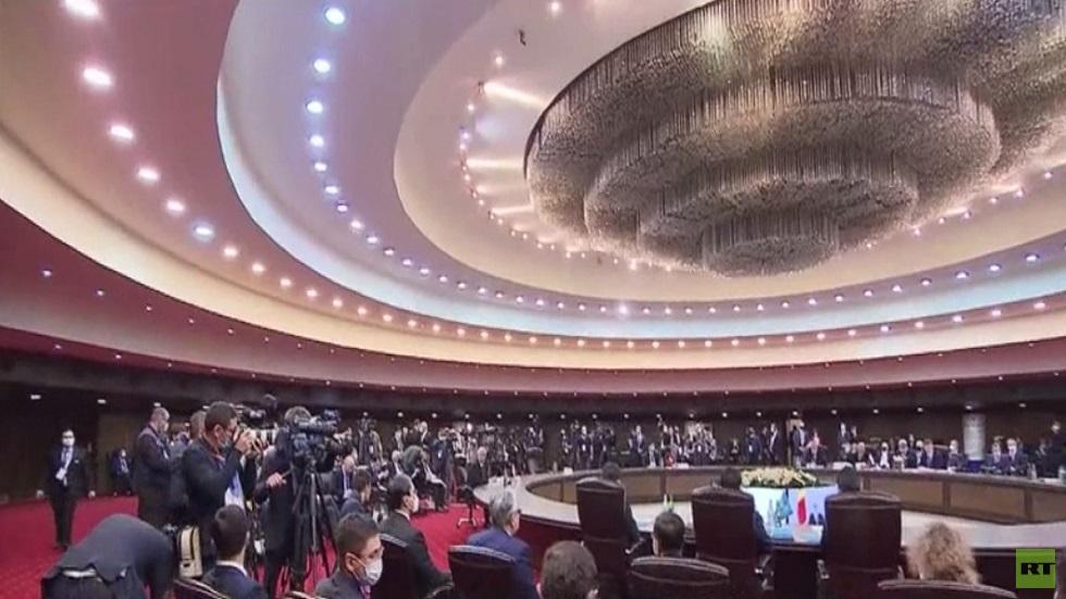 اجتماع الاتحاد الاقتصادي الأورو- آسيوي بيريفان