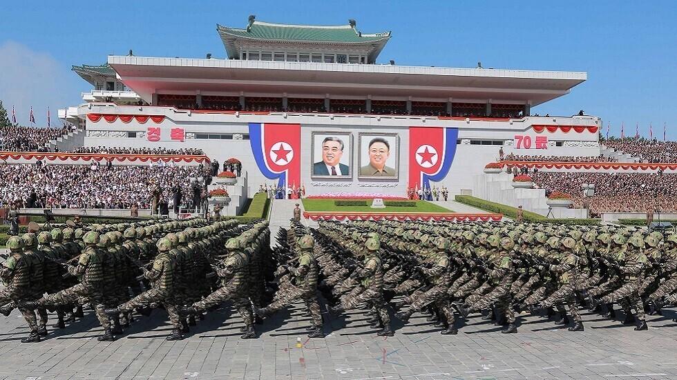 عرض عسكري في بيونغ يانغ (صورة أرشيفية)