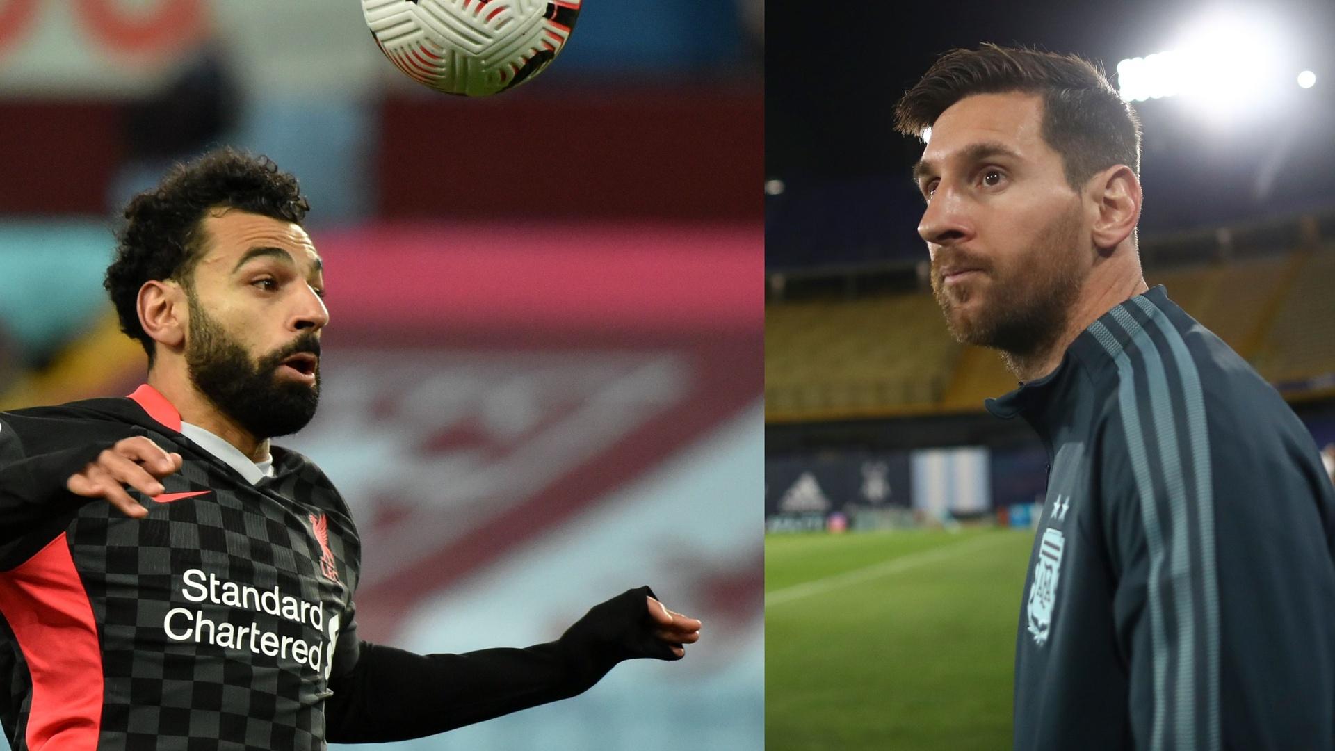 أسطورة ميلان ونجم ريال مدريد المعتزل: صلاح بوسعه أن يصبح مثل ميسي لو فعل شيئين