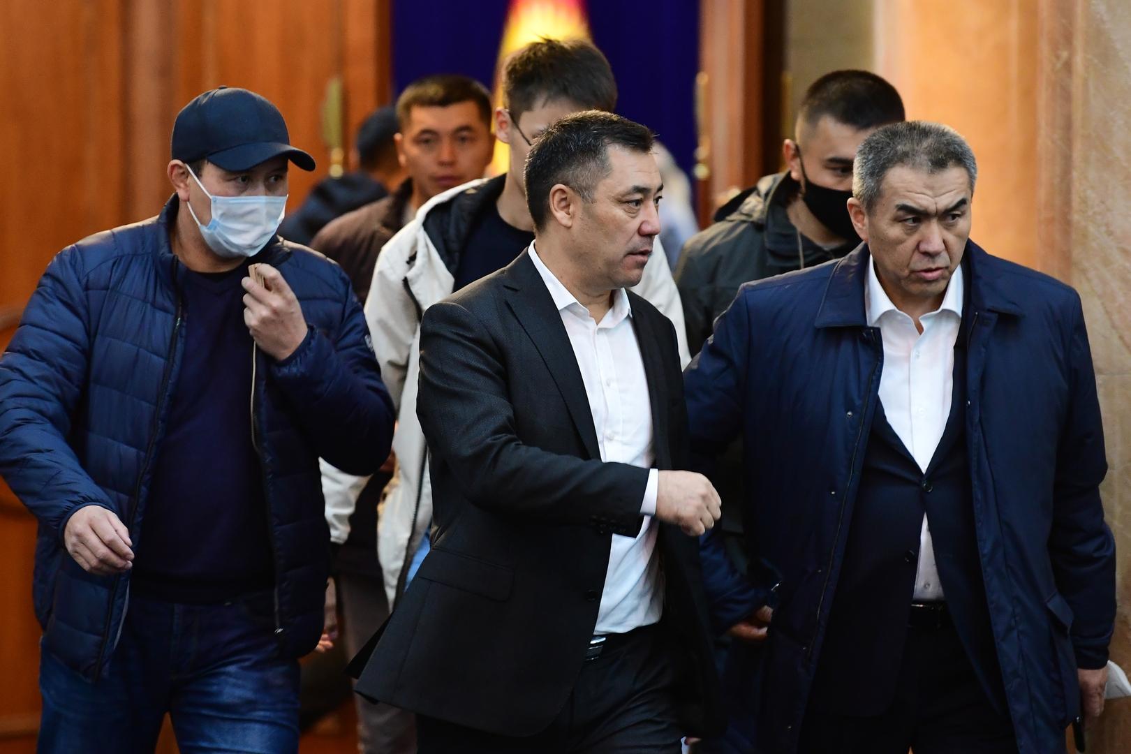 رئيس الوزراء القرغيزي الجديد يشيد بأهمية العلاقات مع روسيا