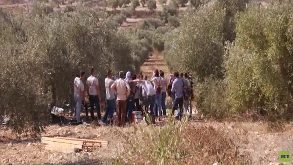 فلسطين.. مبادرة لحماية المزارع من المستوطنين
