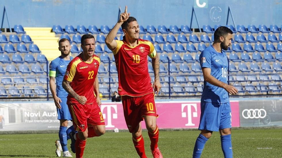 أذربيجان تسقط أمام الجبل الأسود