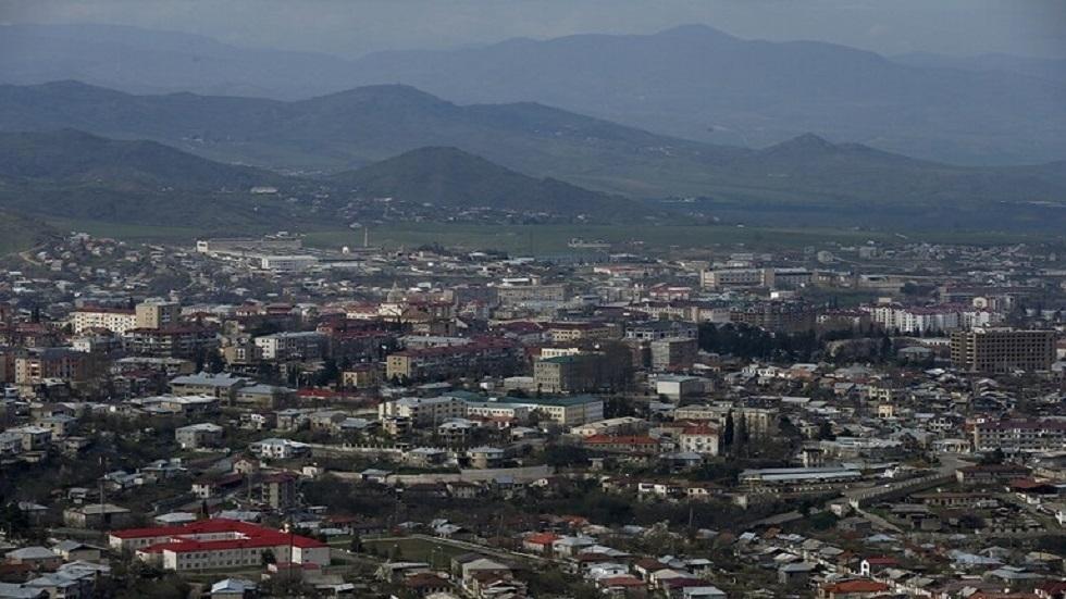 ستيباناكيرت، عاصمة إقليم قره باغ - أرشيف