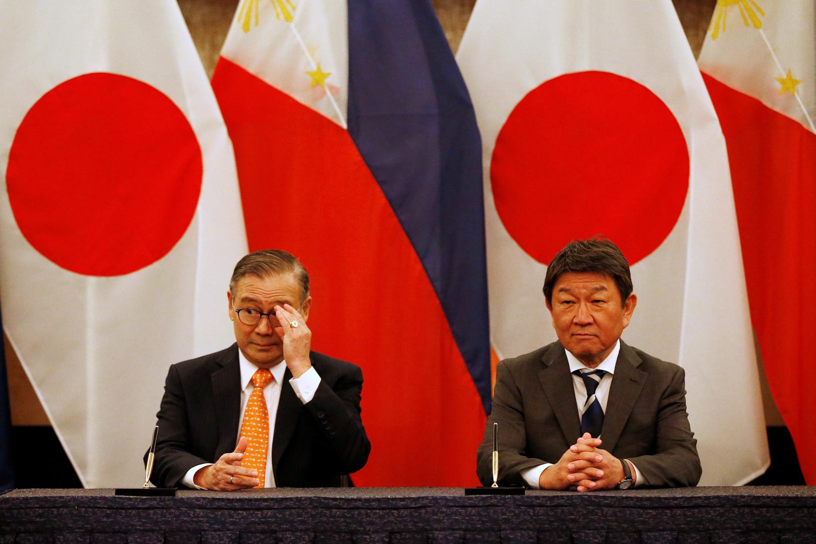 الفلبين تؤكد حيوية العلاقات مع الصين