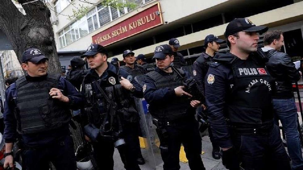 تركيا.. اعتقال 22 شخصا بسبب تطبيق على الهاتف