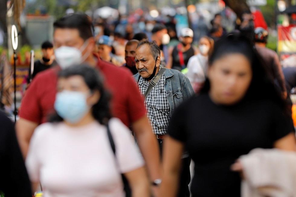 المكسيك تسجل 135 وفاة و4577 إصابة جديدة بكورونا