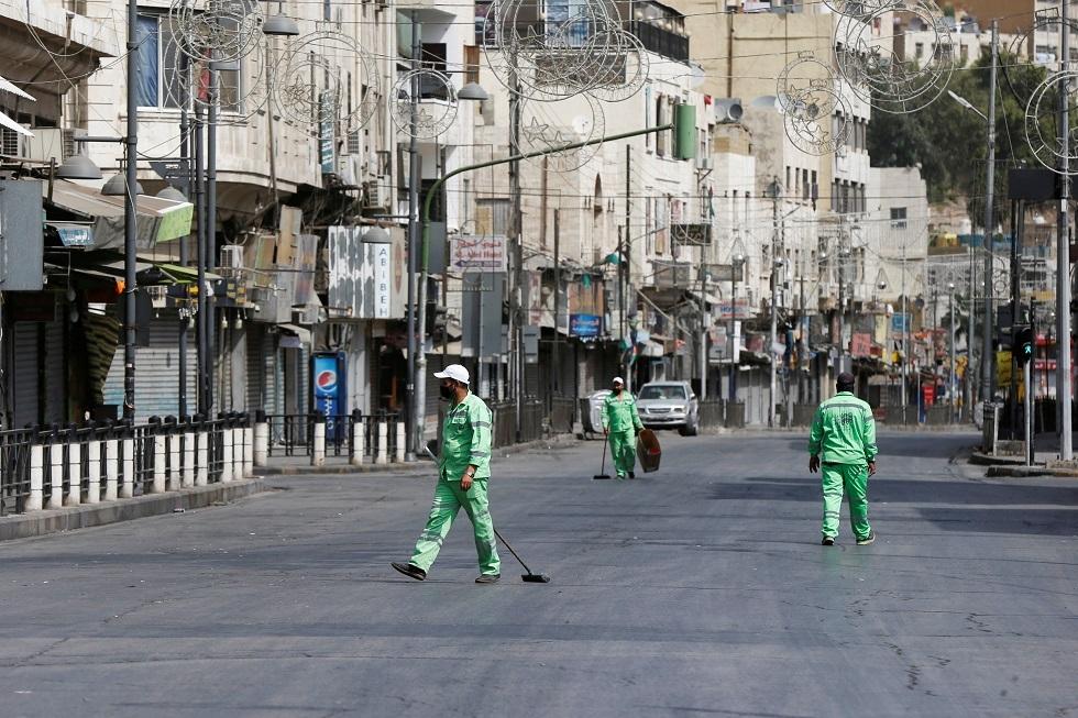 الأردن.. انتهاء حظر التجول الشامل وبدء الحظر الجزئي