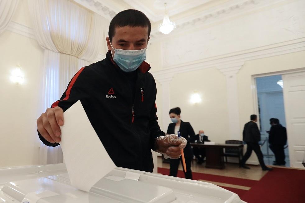 طاجيكستان تشهد انتخابات رئاسية