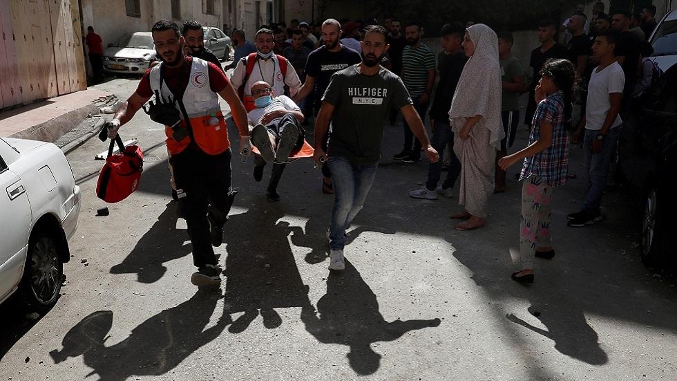 عشرات الجرحى في اقتحام الجيش الإسرائيلي مخيما جنوب رام الله