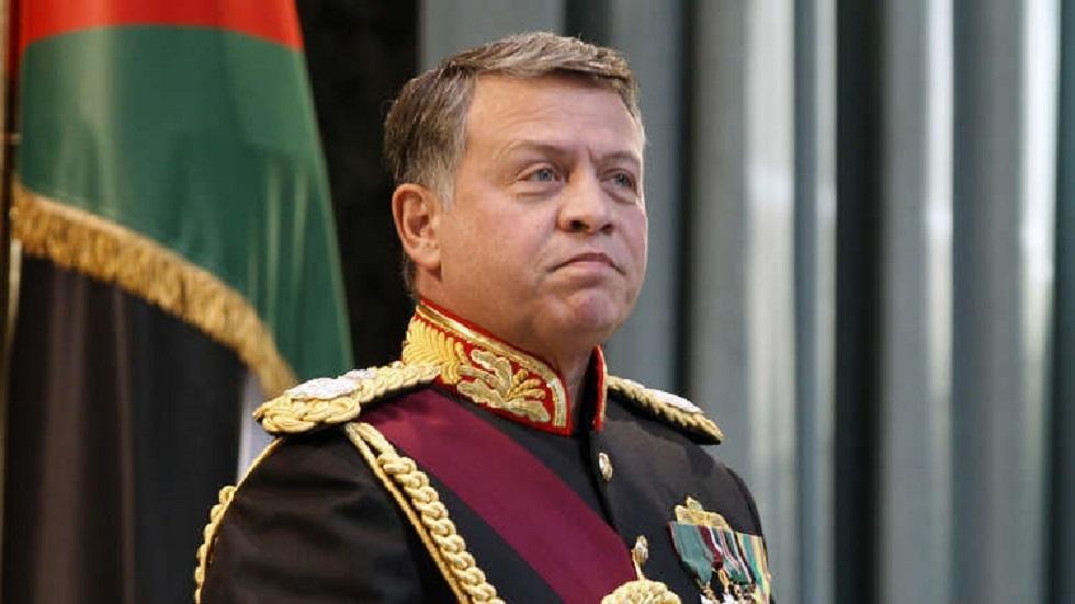 العاهل الأردني، الملك عبدالله الثاني