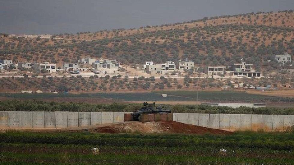 تركيا تتهم الجيش السوري بالوقوف وراء احتجاجات قرب نقاط مراقبتها في إدلب