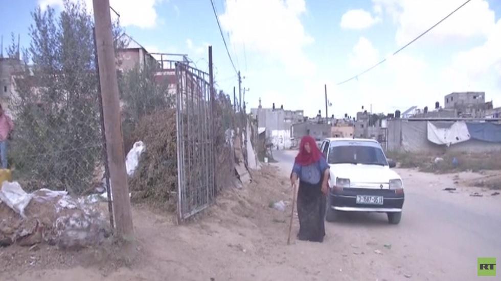 قضية عمل الأطفال والمسنين في قطاع غزة