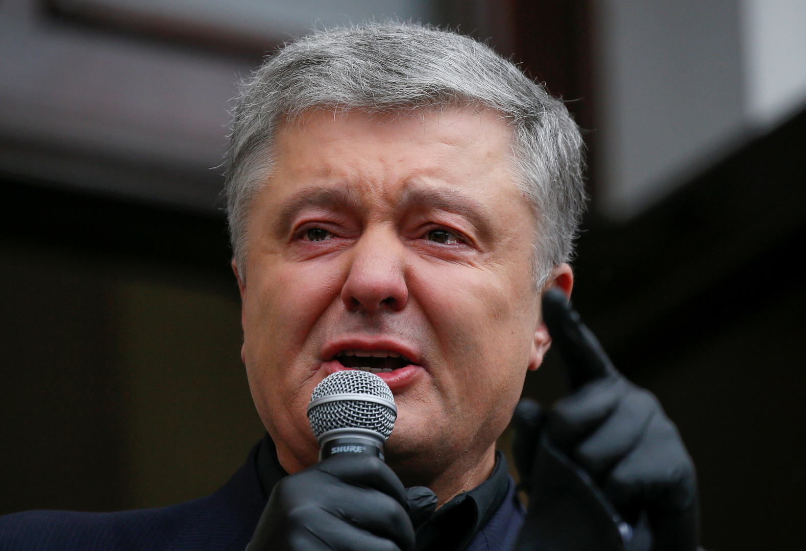 الرئيس الأوكراني السابق، بيترو بوروشينكو.