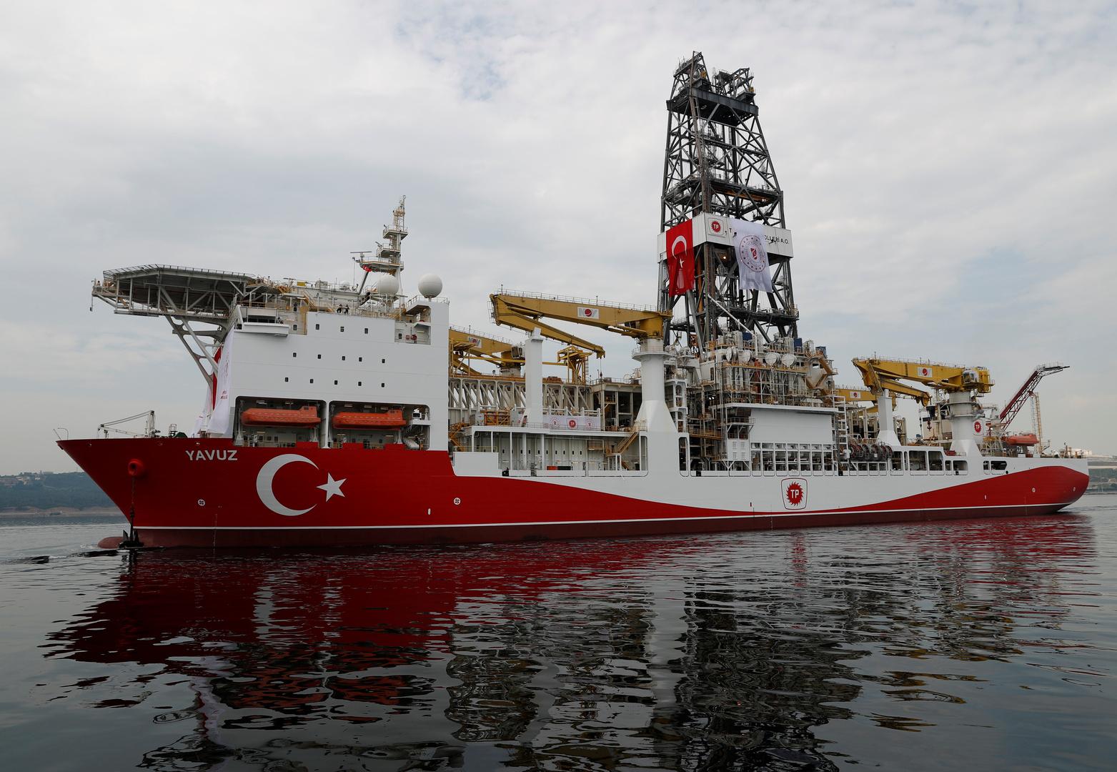 اليونان تدين إعادة تركيا سفينة تنقيب إلى شرق المتوسط وتعتبر ذلك تهديدا مباشرا للسلام