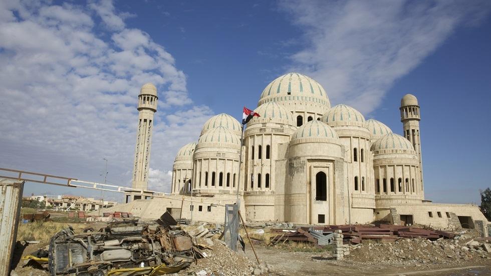 صورة أرشيفية - الجامع الكبير في مدينة الموصل