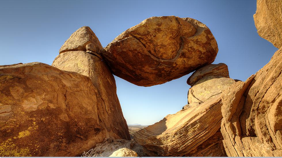 كشف أسرار صخور جاذبة وغير مستقرة قد تكون منقذة للحياة!