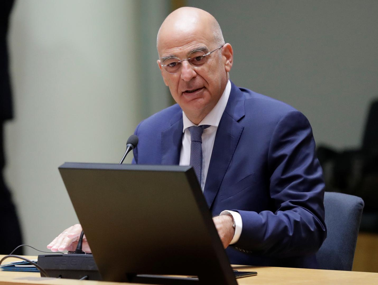 اليونان: تركيا تعمل كمخرب للسلام في المنطقة