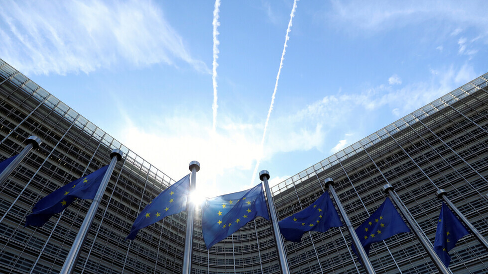 مقر المفوضية الأوروبية في بروكسل.