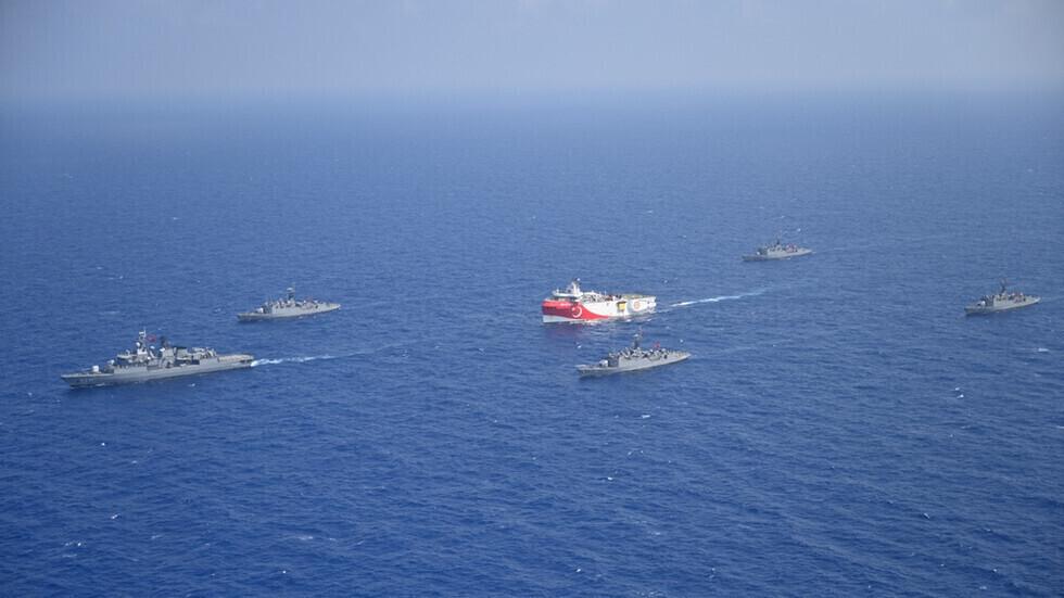 فرنسا: على تركيا الامتناع عن أي استفزازات جديدة شرق المتوسط
