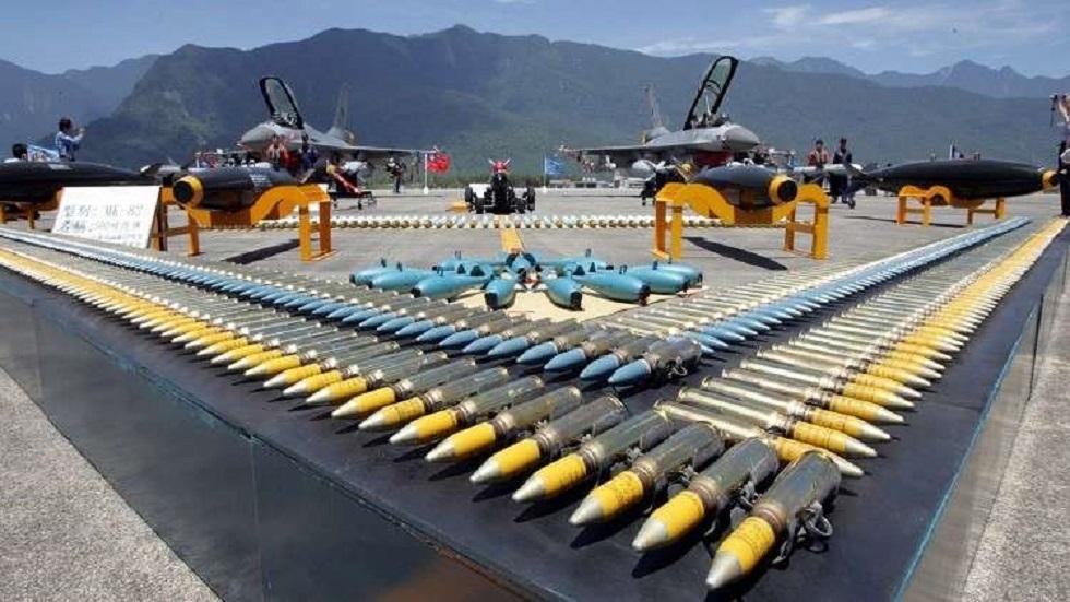 في خطوة قد تغضب الصين.. البيت الأبيض يطلب موافقة الكونغرس على 3 صفقات أسلحة لتايوان