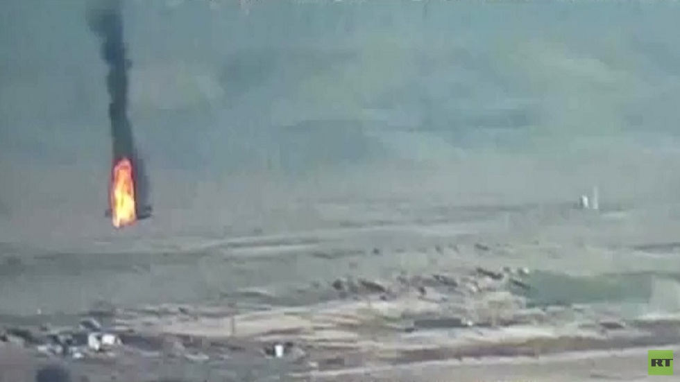 يريفان: إسقاط طائرة أذربيجانية في قره باغ