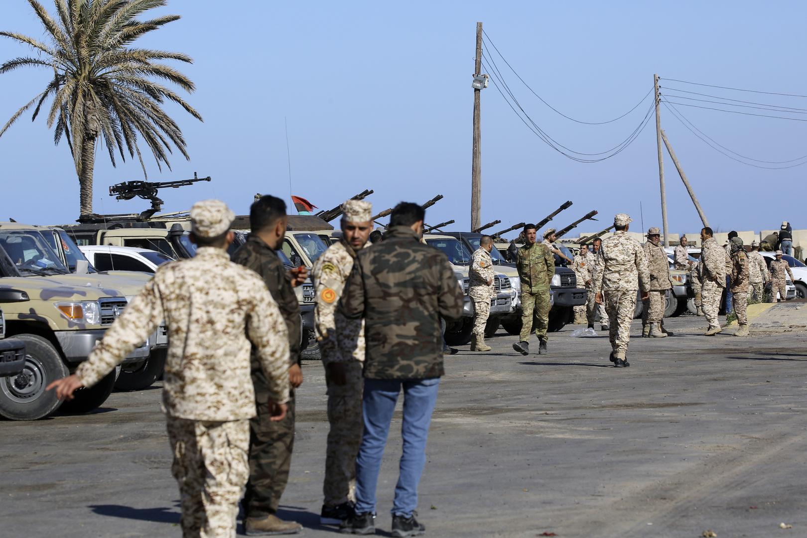 مصراتة - ليبيا - أرشيف