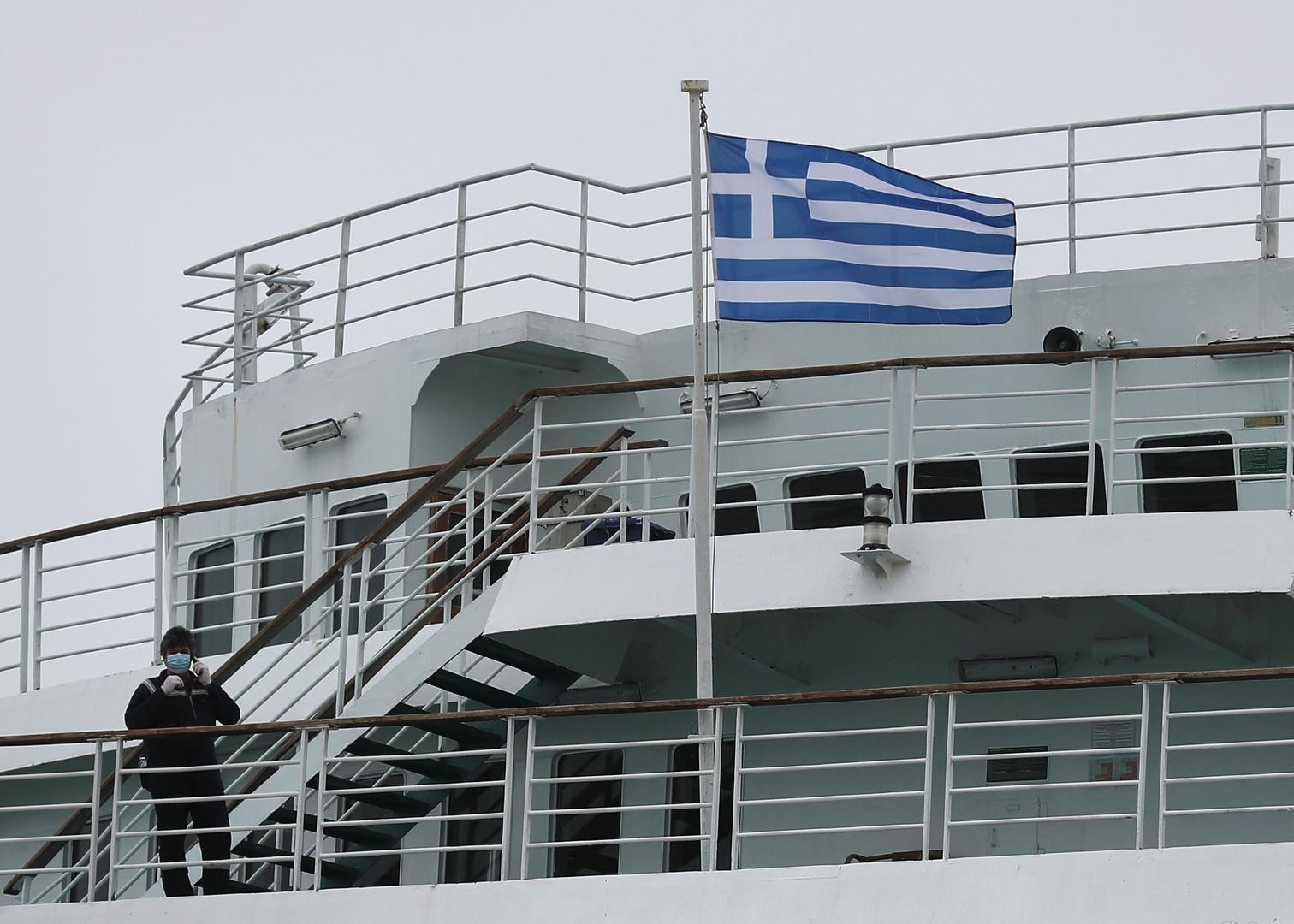 اليونان تؤكد أن لا محادثات مع تركيا طالما بقيت سفينة التنقيب في مياه متنازع عليها