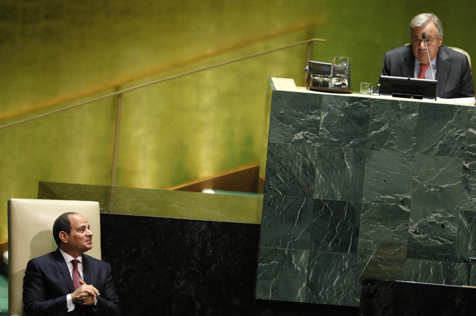 شكري: تحييد السيسي لخط سرت الجفرة أثر إيجابيا في الأزمة الليبية