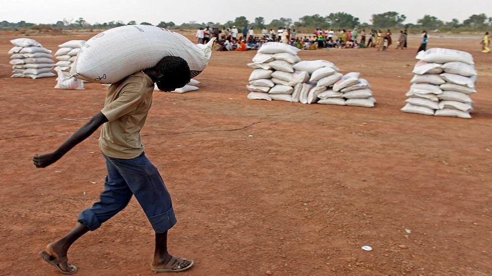 برنامج الأغذية العالمي يحدد المبلغ المطلوب لإبعاد شبح المجاعة