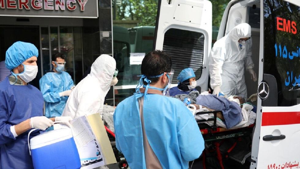 إيران: فقدنا 200 من كوادرنا الطبية بسبب كورونا