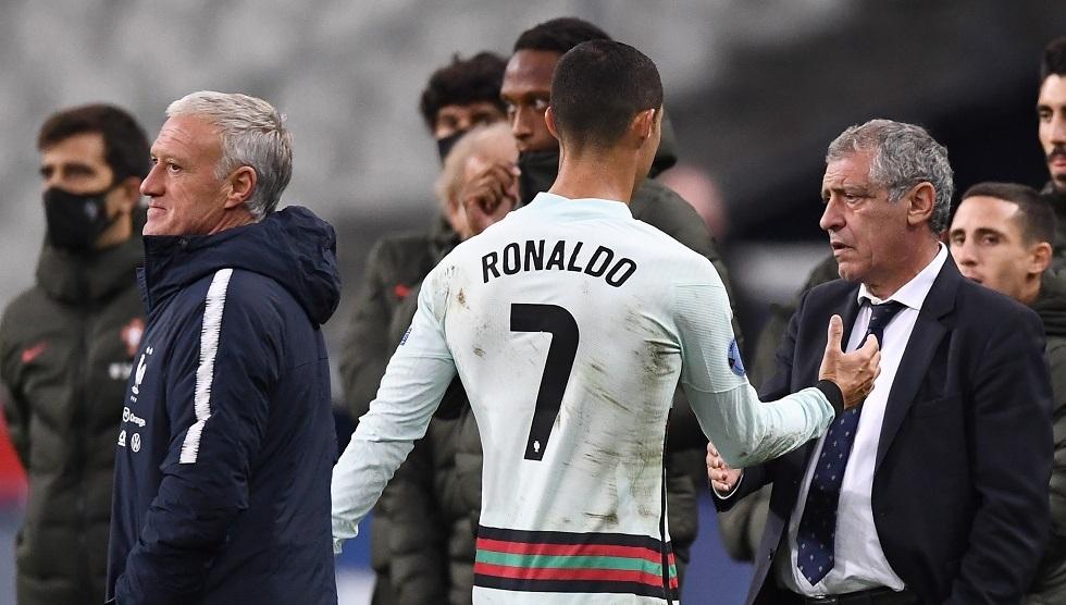 قلق في ريال مدريد بسبب إصابة رونالدو بكورونا