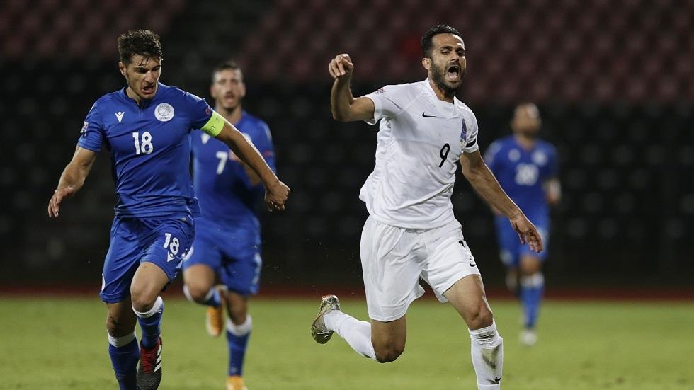 قبرص تفرض التعادل على أذربيجان